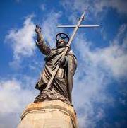 Ricordi storici del monumento al Redentore sul Monte Acero